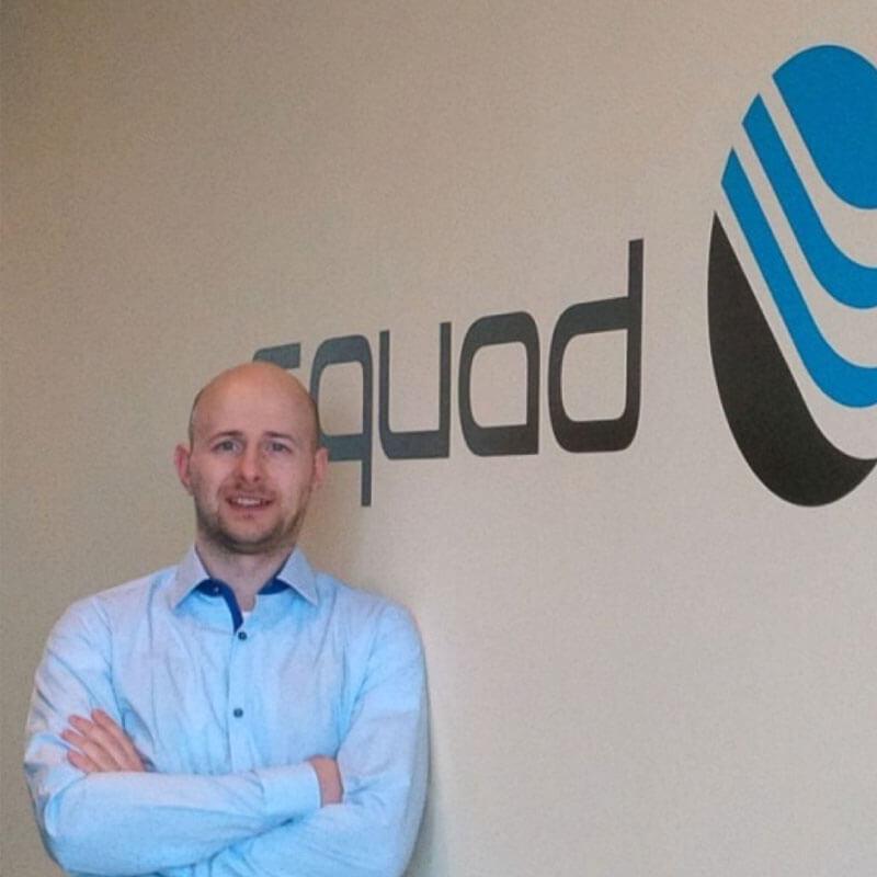 Marco Vogt ist Gründungsmitglied und Geschäftsinhaber von Squad Travel